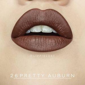 'Pretty Auburn' 26 Sephora cream lip stain